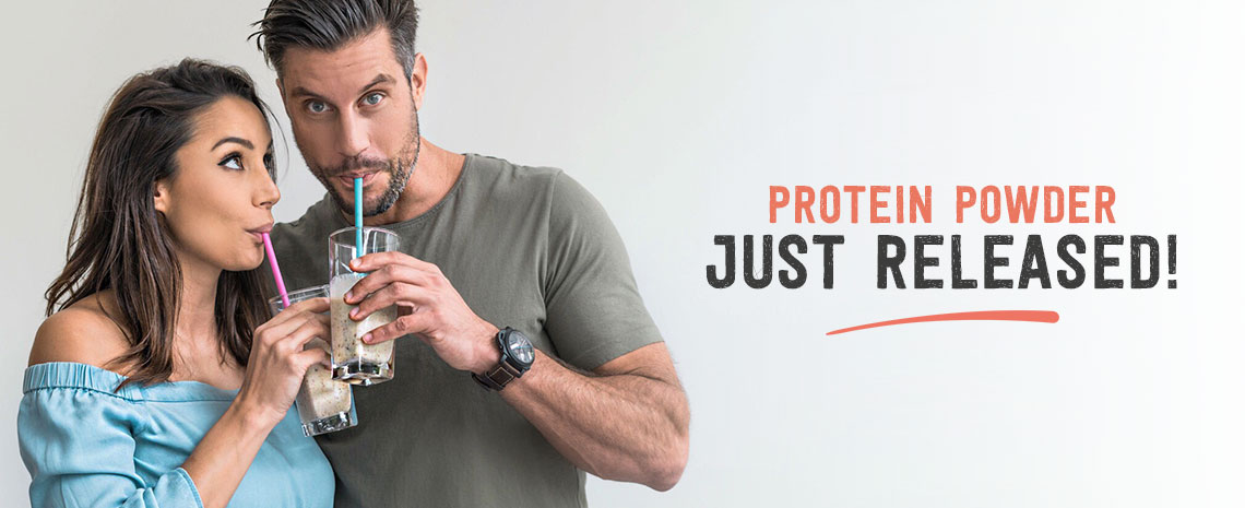 Protein Powder just released!